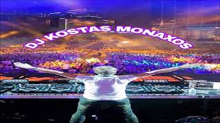 GREEK MUSIC  Non Stop   Mix  ~ by DJ KOSTAS MONAXOS Vol 36