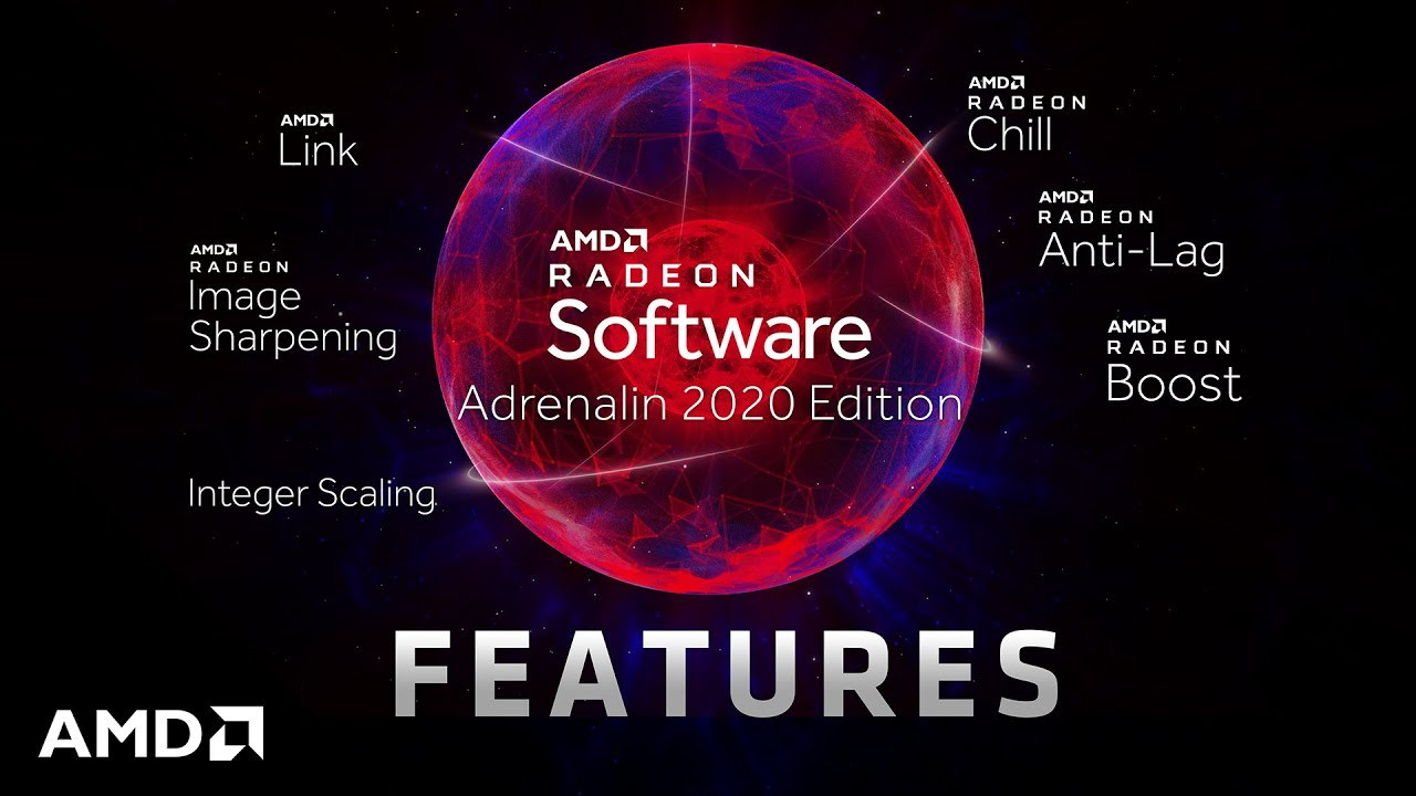 Amd Radeon Software Adrenalin 2020 Adds Game Streaming From Anywhere Slashgear