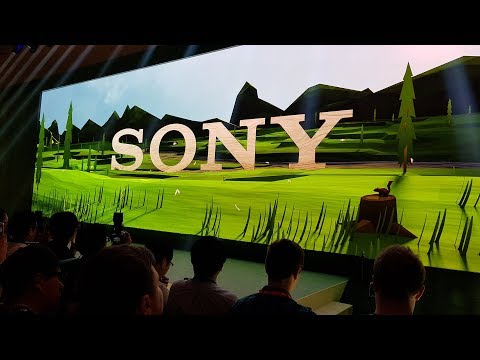 Sony XZ1, XZ1 compact и XA1 Plus. Первый взгляд на IFA2017