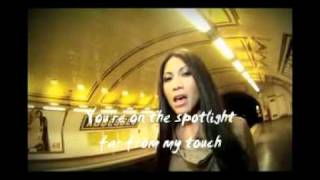 Anggun Want You To Want Me with Lyric