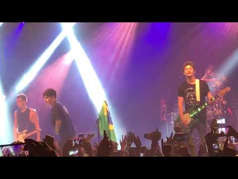 The vamps - Can we dance - São Paulo 17/09/2017