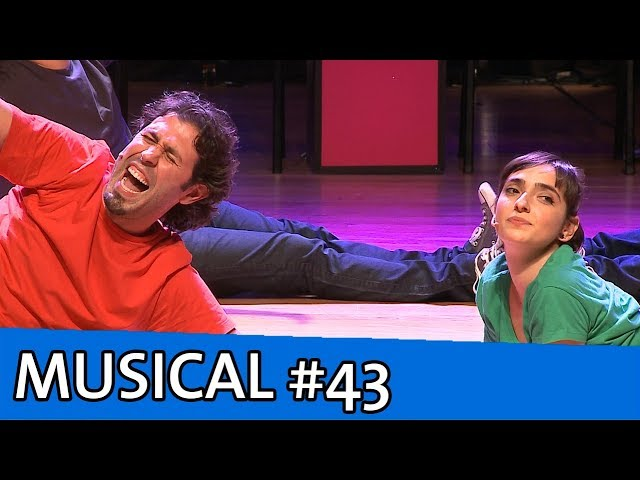 AS SEREIAS GÊMEAS - MUSICAL #43