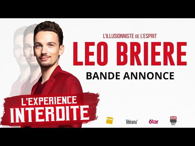 Léo Brière | Bande-annonce