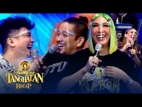Wackiest moments of hosts and TNT contenders | Tawag Ng Tanghalan Recap | June 23, 2020