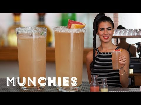 How To Make a Paloma With Only Four Ingredients