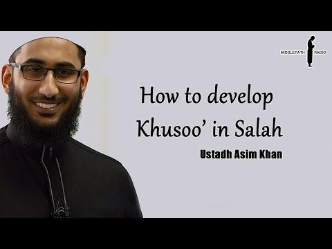 How to Focus in Salah [Part 1]