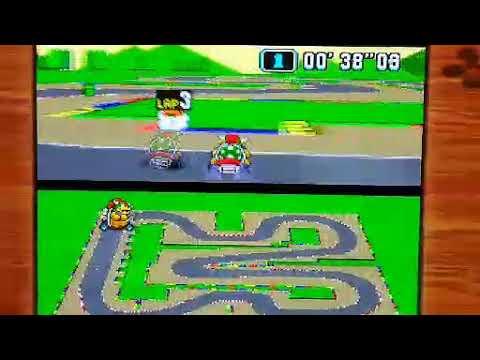 Super Mario Kart - Mario Circuit 3 - 1'32
