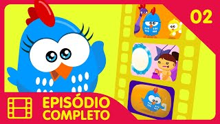 Galinha Pintadinha Mini - Episódio 02 Completo - 12 min