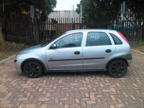 2003 opel corsa 1 8 gsi 5 door auto for sale on auto trader south africa youtube. Black Bedroom Furniture Sets. Home Design Ideas