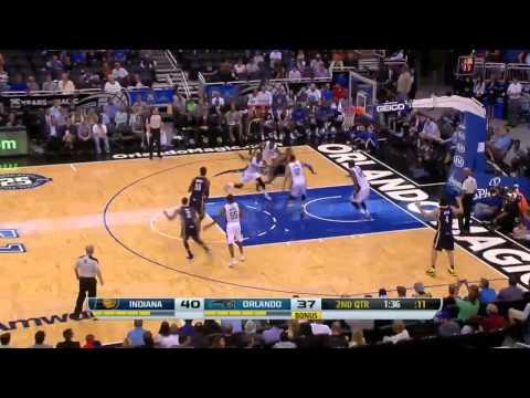 Indiana Pacers vs Orlando Magic   April 16, 2014   NBA 2013-14 Season