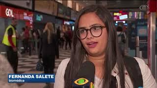 Suspensão da Avianca frustra passageiros em São Paulo