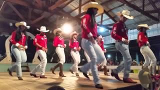 Apresentação de Dança Country/ Sertaneja (Comitiva Te Pego no Laço- AM) thumbnail