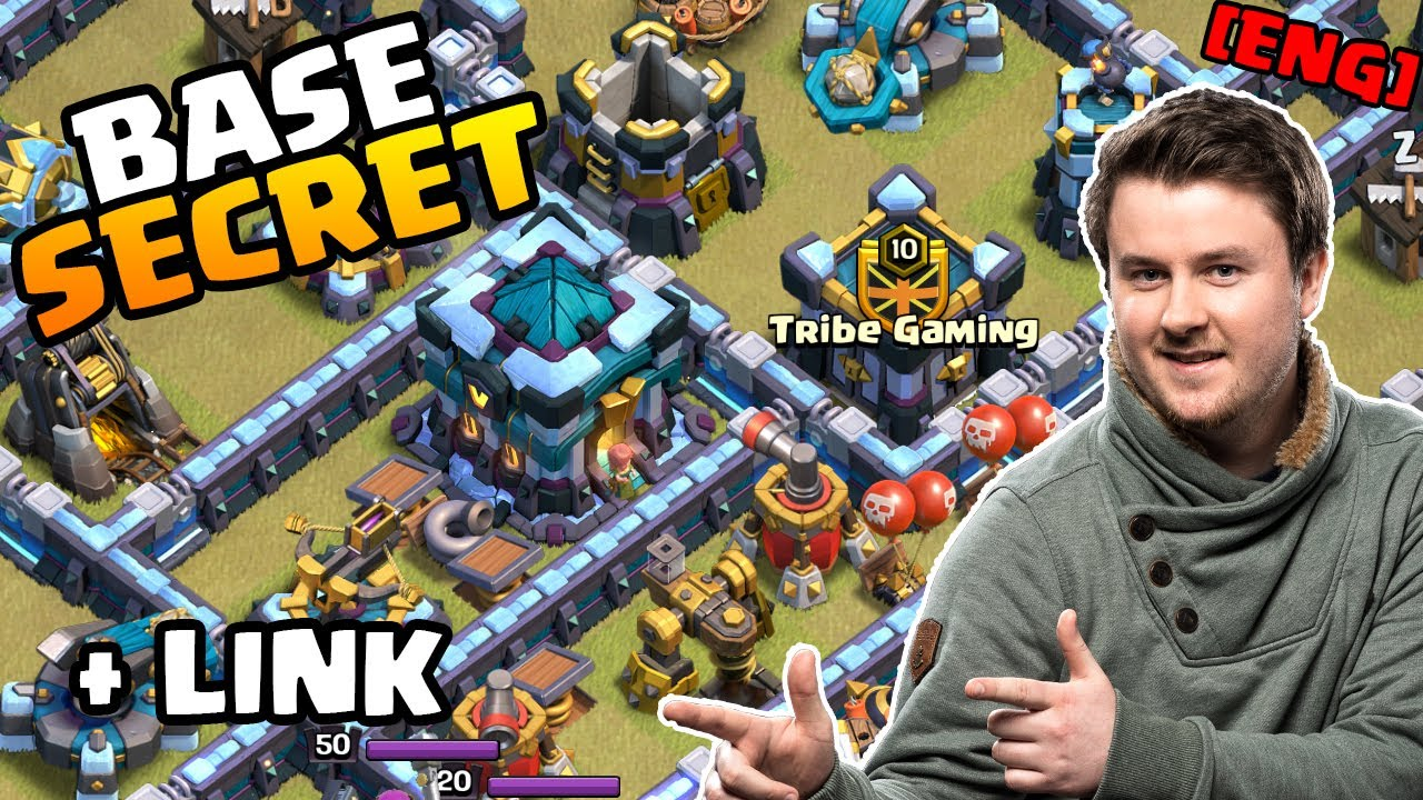 Tribe Gaming Worlds Qualifier Bases | Townhall 13 Base with Baselink | #clashofclans [ENG]