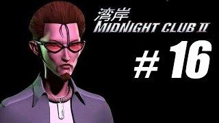 Midnight Club II Walkthrough Part 16: Shing