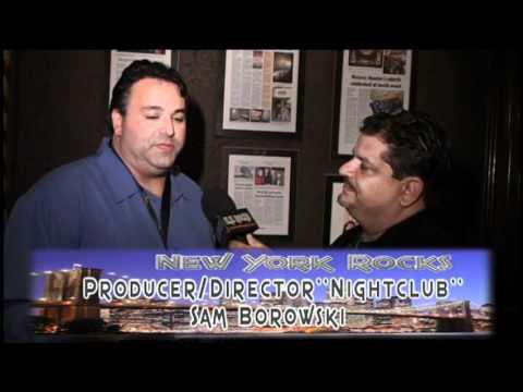 Staten Island Film Festival ''Nightclub'' Sam Borowski