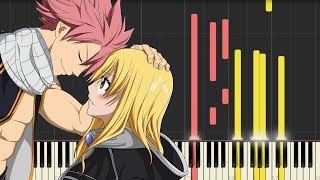 Fairy Tail Main Theme Slow Ver. Synthesia TedescoCreations.mp3