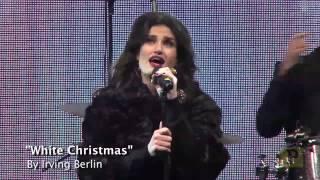 "Idina Menzel Previews Top 10 Christmas Album ""Holiday Wishes"""