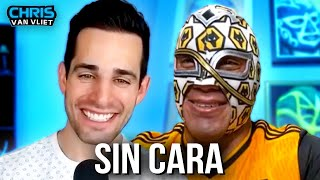 Why Sin Cara asked for his WWE release, unmasking, Hunico, Rey Mysterio influences