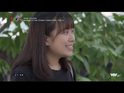 Xem phim Những Cô Gái Trong Thành Phố tập 21 Vietsub + Thuyết Minh   V I P Full