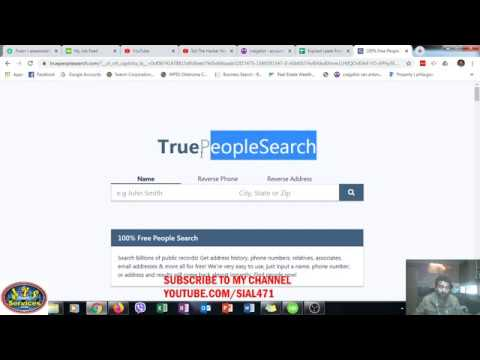 How To Skip Trace || Skip Tracing With Accuracy || Verify Records