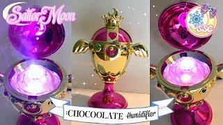 Sailor Moon *Chocoolate* Moon Chalice Humidifier Review ~ セーラームーン