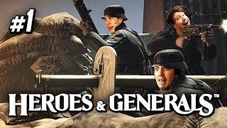 Zee Germans! - Heroes & Generals #1