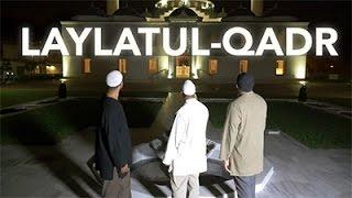 New music video by Native Deen about the night of Laylatul-Qadr fil...
