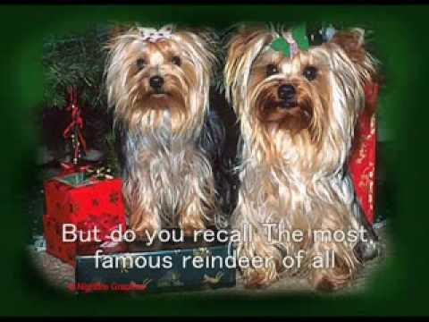 Christmas Songs   Rudolph the Red Nosed Reindeer Lyrics