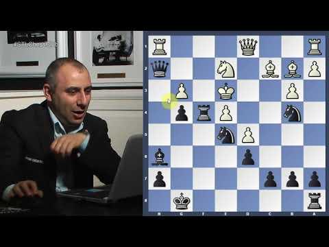 Polugaevsky vs. Nezhmetdinov, 1958   Games to Know by Heart - GM Varuzhan Akobian