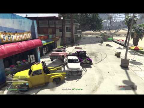 HOES AND TOW TRUCKS | GTAV