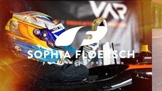 Sophia's VLOG #1 / Gym & Sim days at my F3 racing team