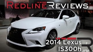 Redline First Look: 2013 North American International Auto Show