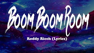 Roddy Ricch - Boom Boom Room (Lyrics)