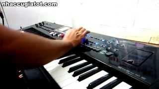 Roland BK9 Dạy Đàn Organ Qua Mạng] Hướng Dẫn Cơ Bản Chọn Tiếng Và Điệu Pianonguyenkien.com
