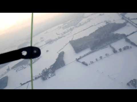 Winterfliegen in Coesfeld-Gaupel