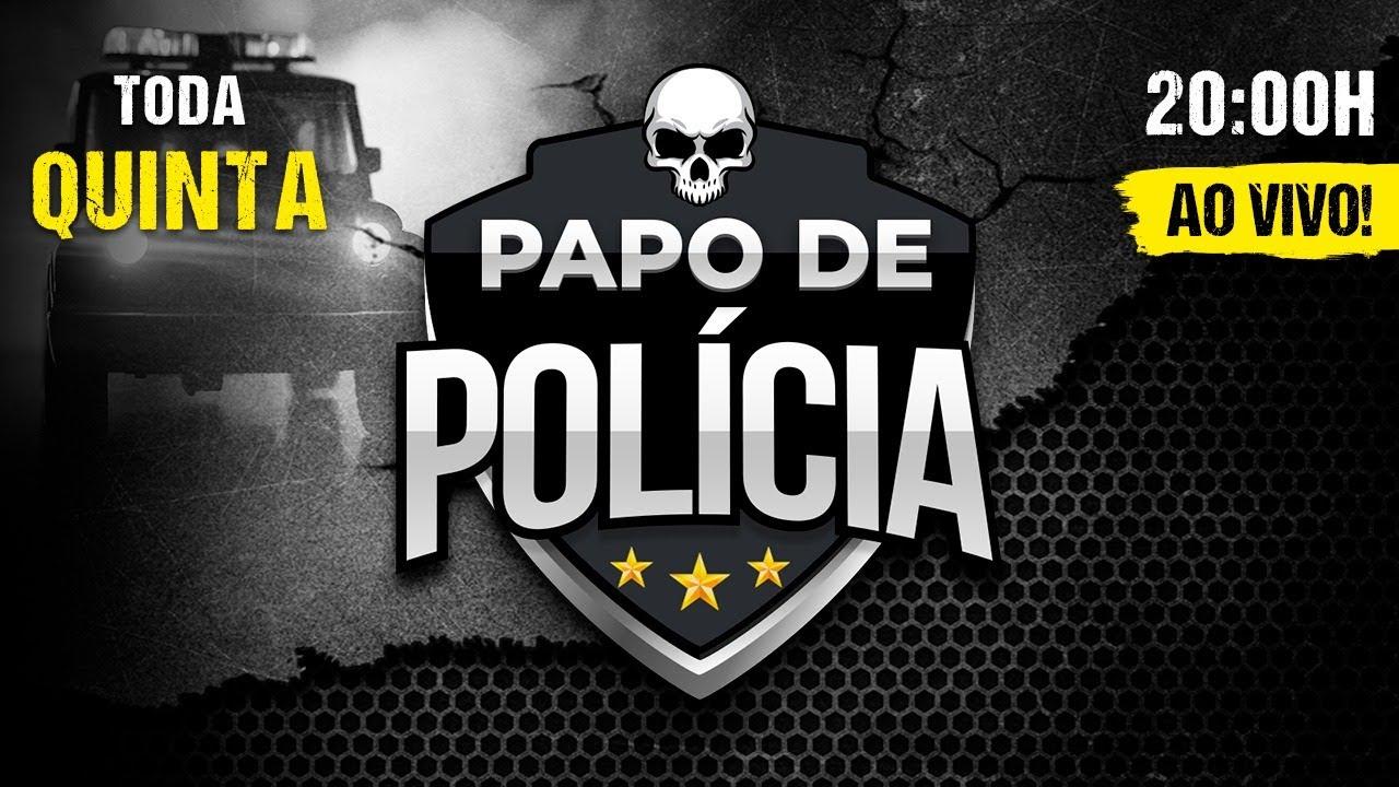 Papo de Polícia - Convidado Especial + Surpresa para PC-SP!