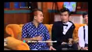the CHANGCUTERS DI INI TALK SHOW