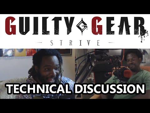 Guilty Gear Strive: Longform Technical Discussion (ArcREVO 2019 Demo)