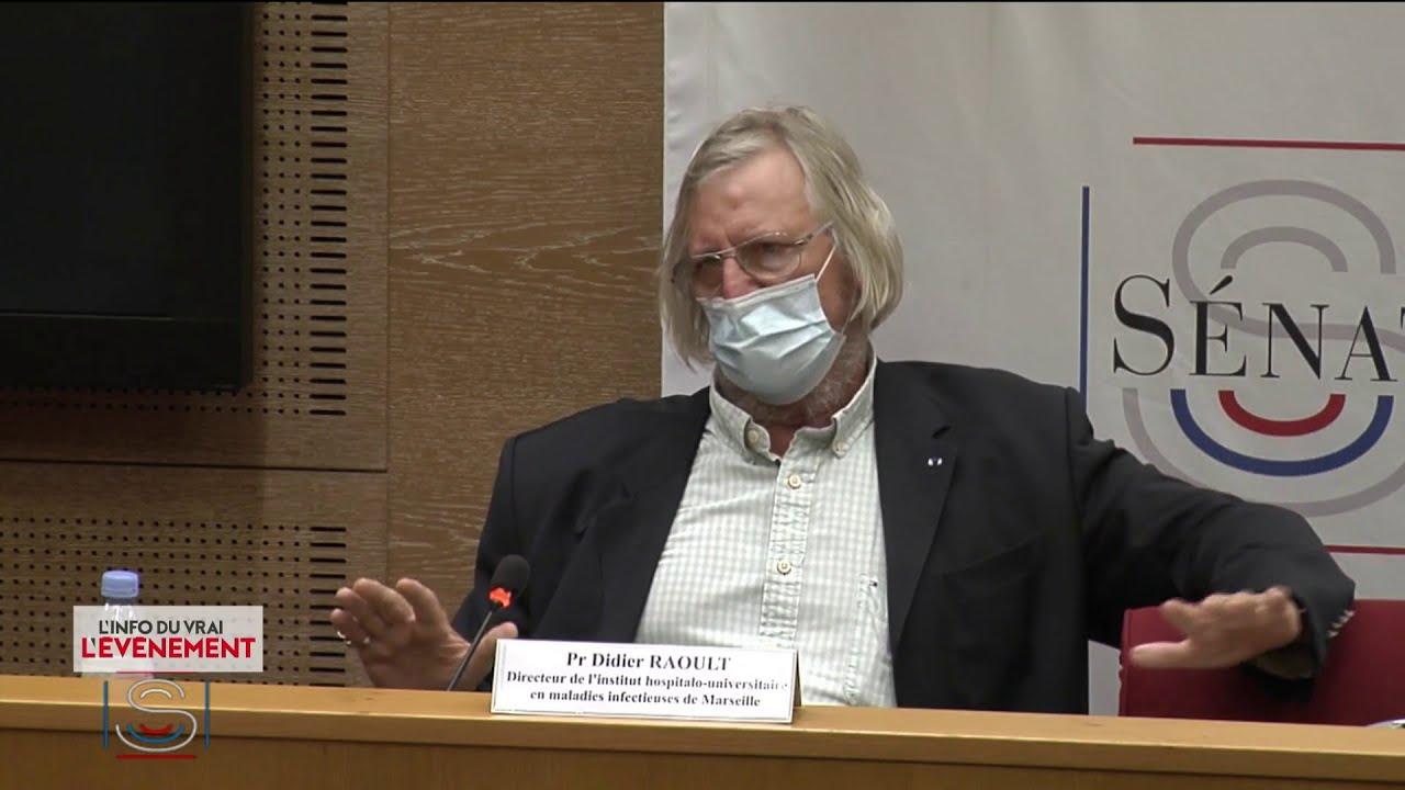 Download Didier Raoult poursuivi par le conseil départemental de l'Ordre des médecins
