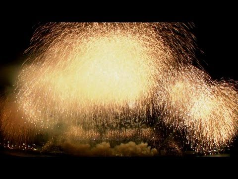Awesome! Japanese Fireworks Part1
