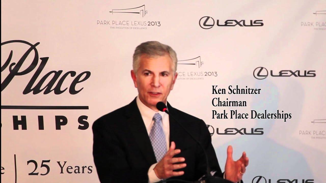Park Place Lexus Plano Unveils New Dealership