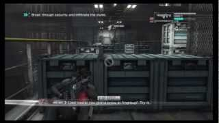 Binary Domain Gameplay - PlayStation 3