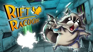 Rift Racoon Trailer (PS4/PS5, Xbox, Switch)