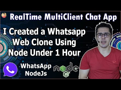 I Created A Realtime Chat Application Using NodeJs And SocketIO