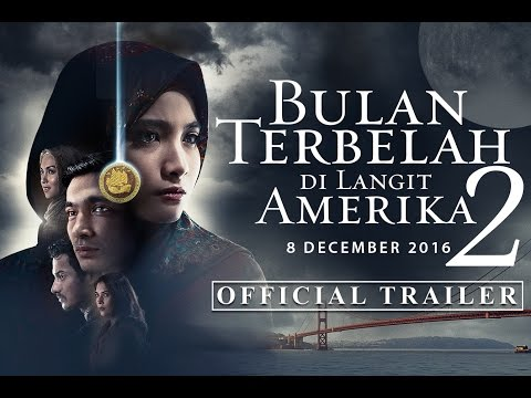 Bulan Terbelah di Langit Amerika 2 | Official Trailer | In Cinemas 8 Dec