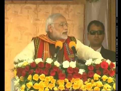 PM Narendra Modi dedicates second unit of Plantana Power Plant to the Nation