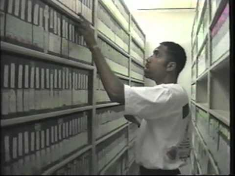 Intern Wrap Video 1995 - Nickeldeon Studios Florida