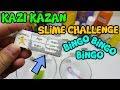 Kazı Kazan Slime Challenge #2 - Böyle Şanssızlık YOK!!! Fatih Çıldırdı 😁 Slime Yarışması