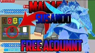 [CODE] Roblox beyond NRPG | FREE MADARA SHARINGAN/SUSANOO ACCOUNT GIVEAWAY + MADARA SUSANOO SHOWCASE