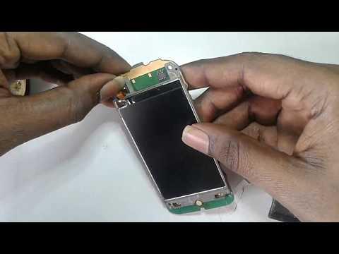 Nokia 305 Power Key Jumper Fault